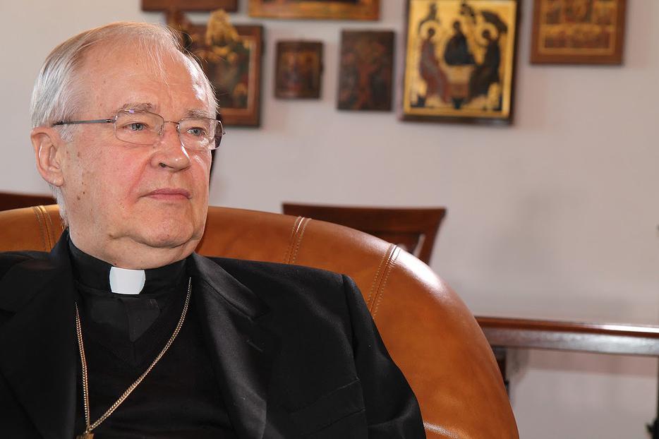 Cardinal Paul Cordes.