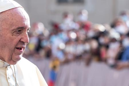 What Every Catholic Needs to Remember About the Pope's Opinions on Civil Unions