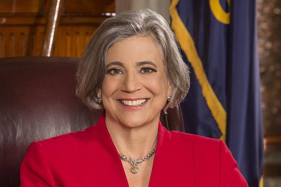 Kansas State Senate President Susan Wagle.