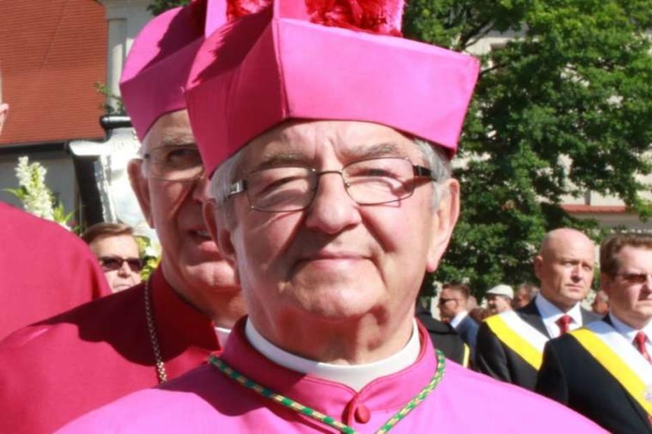 Archbishop Sławoj Leszek Głódź