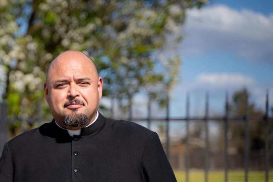 Fr. Guadalupe Rios. Credit: St. Joseph Church, Selma