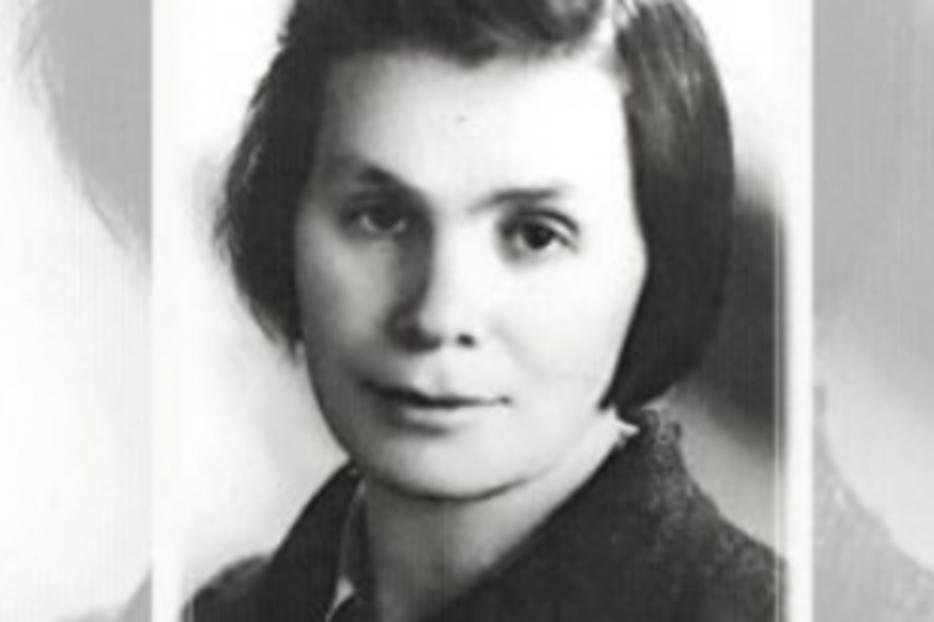 Sr. Wanda Boniszewska (1907-2003).