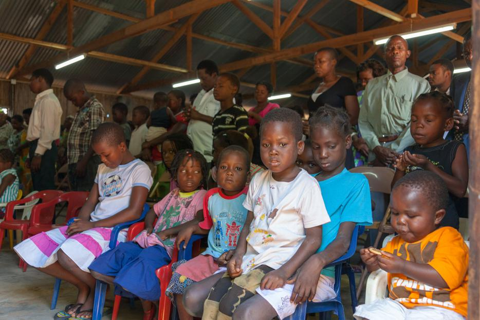 IS militants 'behead more than 50 men and boys' in Mozambique