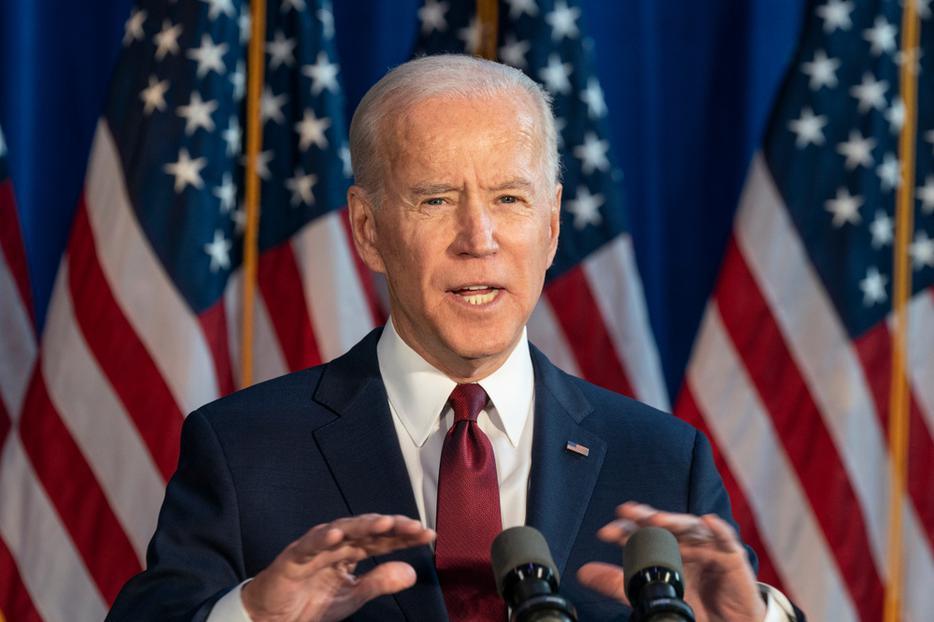 Presumptive President-elect Joe Biden.