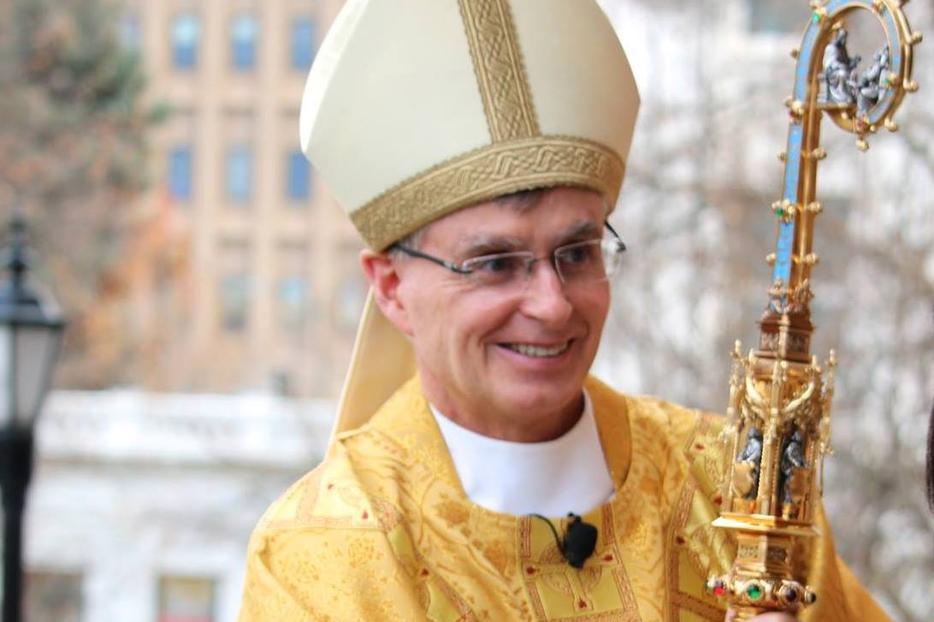 Bishop Thomas Daly