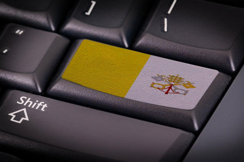 """Vatican City has a sprawling system of websites administered by the Internet Office of the Holy See and organized under the country code top-level domain """".va""""."""