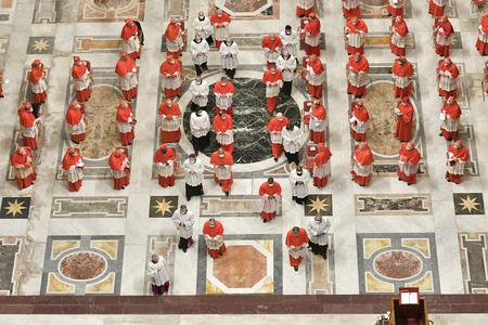Pope Francis to New Cardinals: May the Cross and Resurrection Always Be Your Goal