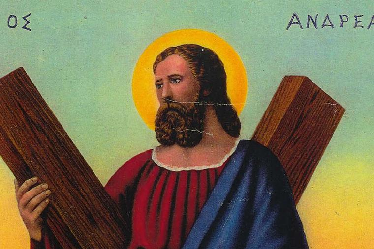Saturday is the feast of St. Andrew. Here are 11 things to know and share . . .