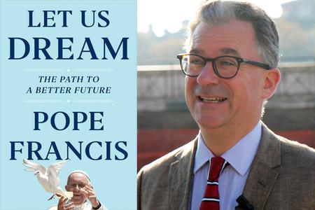 New Papal Book Is 'Collaboration' Between Francis and Austen Ivereigh