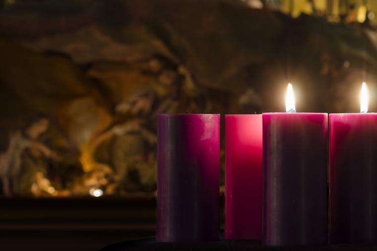 Advent prepares our hearts to embrace the Christ Child.