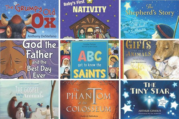 Nine books will interest young readers this season.