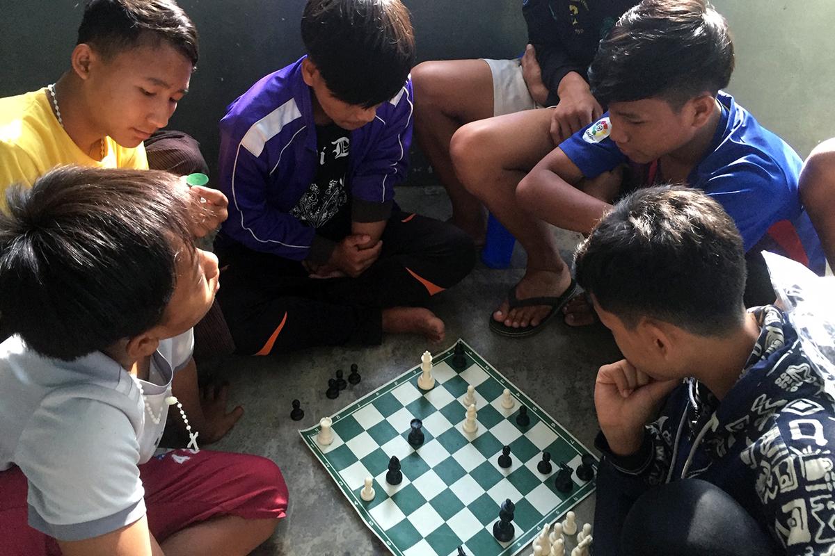 Stagnaro Chess 1