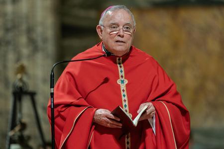 Archbishop Chaput: Denying Biden Communion is 'Pastoral' Not 'Political'