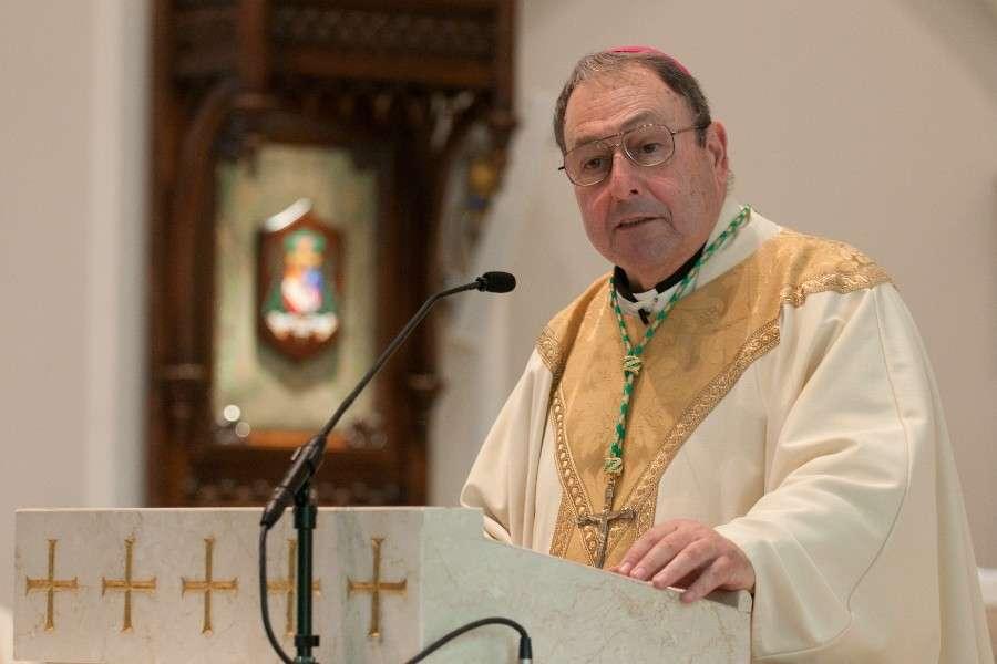 Bishop Robert Guglielmone.