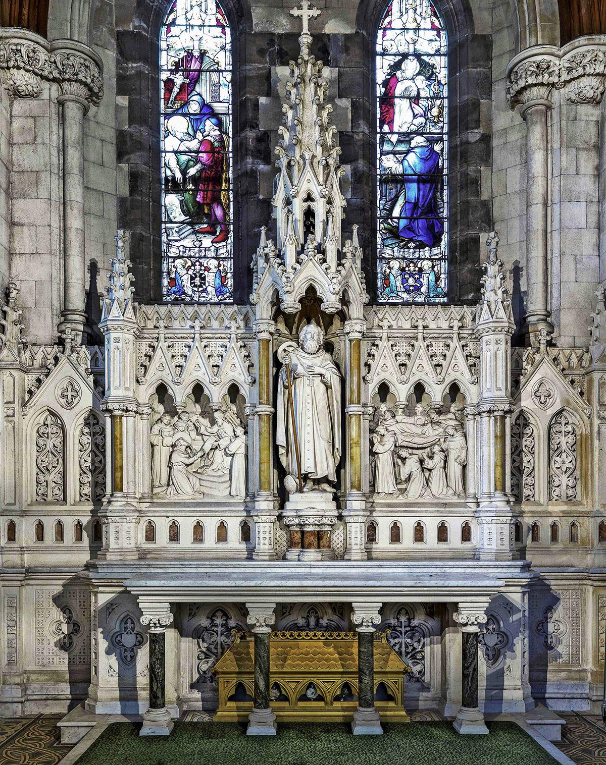 Blessed Thaddeus Side Altar