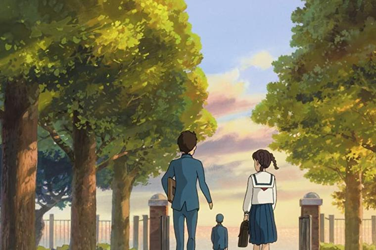 'From Up on Poppy Hill' is new on Blu-ray.