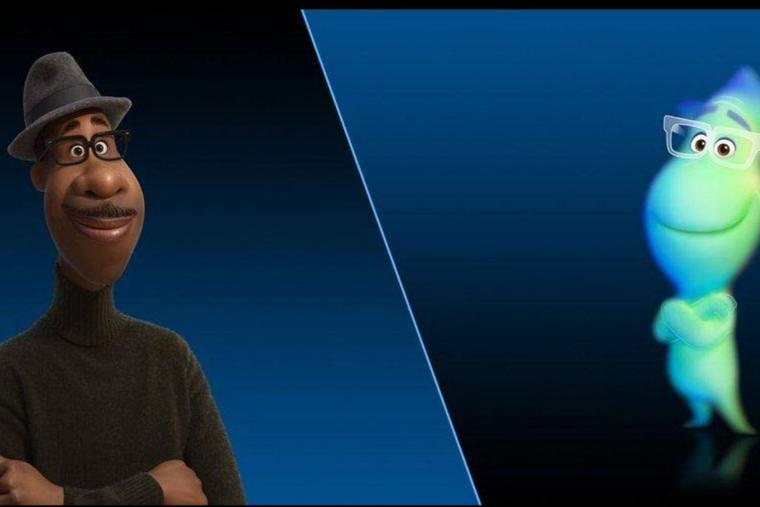 Jamie Foxx stars in the latest Pixar flick.