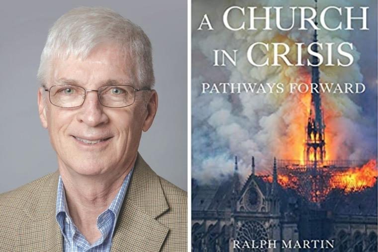 Ralph Martin offers timely thoughts in his latest book.