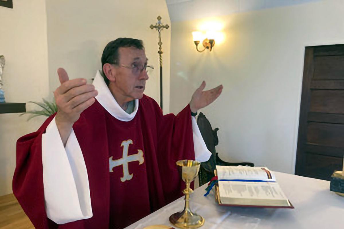 Father Anthony Kuzia