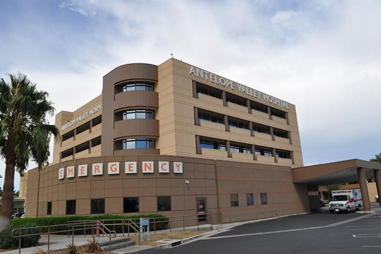 Antelope Valley Hospital.
