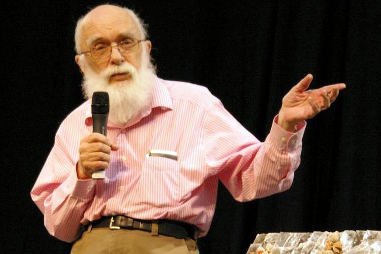 James Randi in 2007