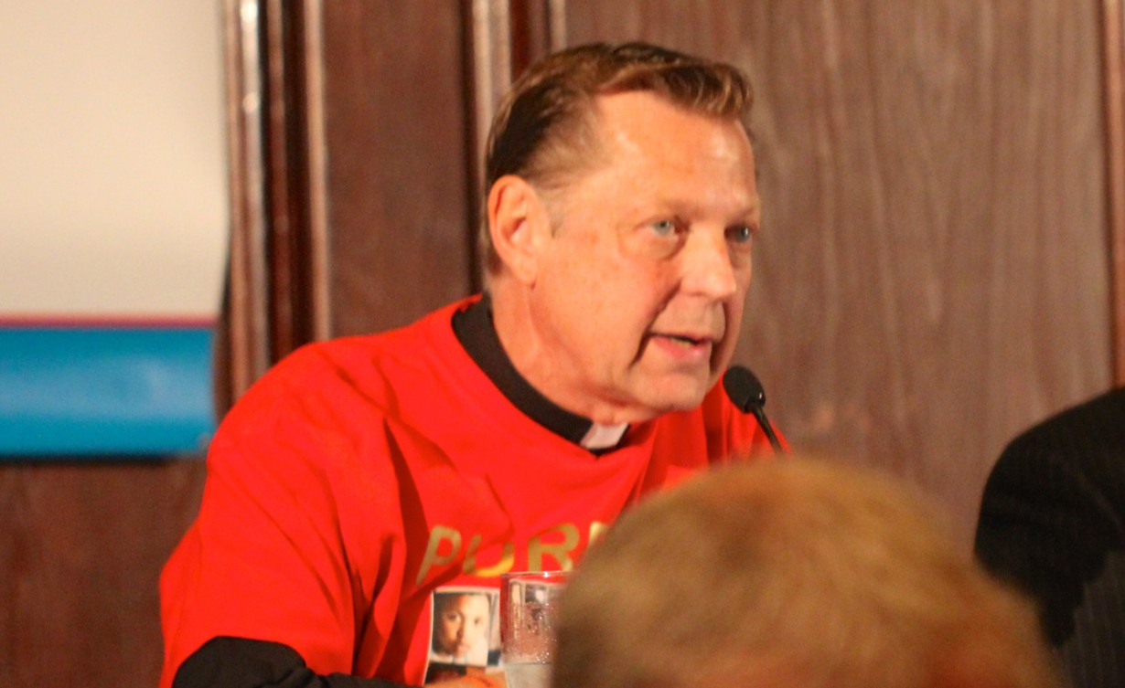 Father Michael Pfleger