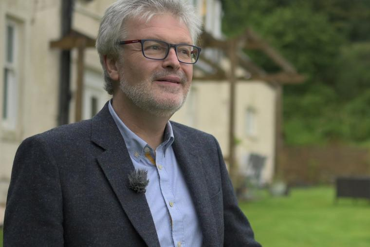 The music of Sir James MacMillan is regularly heard on classical music stations.