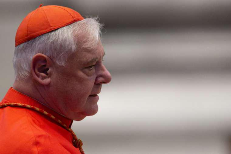 Cardinal Gerhard Müller, shown at a penance service in St. Peter's Basilica on March 29, 2019, has penned a new essay.