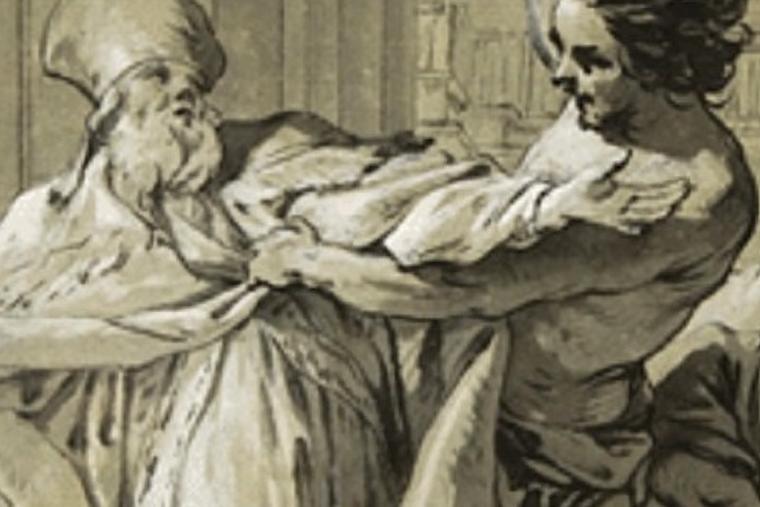 Screenshot of 'Thomas Becket: Defender of the Church' by Father John S. Hogan