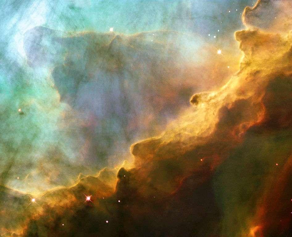 The Omega Nebula.