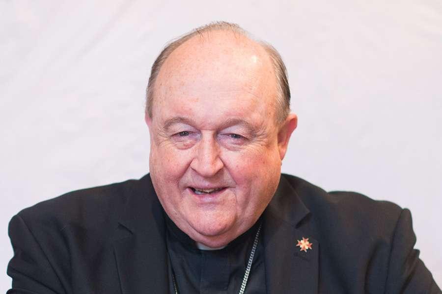 Archbishop Philip Wilson (1950-2021).