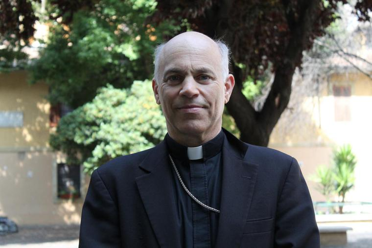 Archbishop Salvatore Cordileone, of San Francisco, in Rome on June 28.