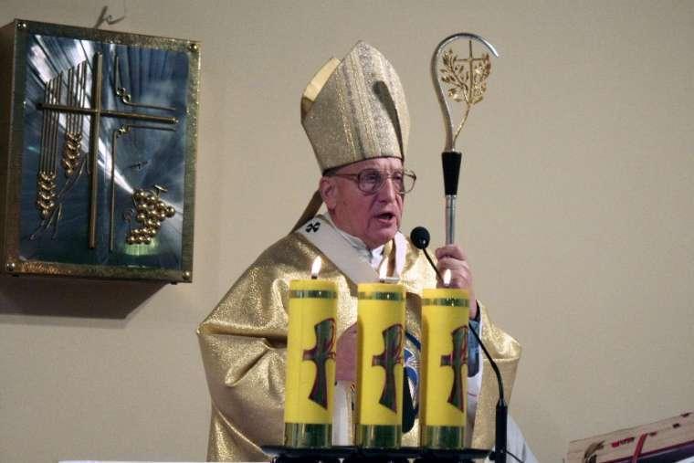 Archbishop Tadeusz Kondrusiewicz.