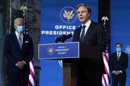 Pro-Abortion, Pro-LGBT Groups Applaud Confirmation of New Secretary of State Antony Blinken