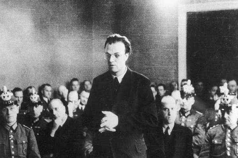 Father Alfred Delp found Nazism repellent and worked behind the scenes during World War II to save lives.