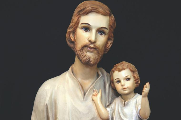 The example of St. Joseph is timely during the year dedicated to him and always.