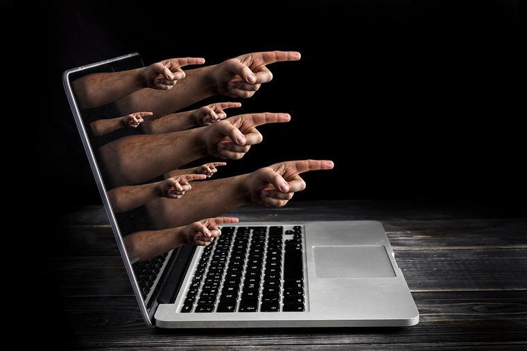 Online Reviling