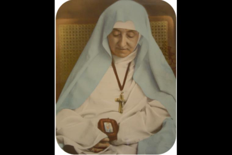 Mother Mary Potter (1847-1913).