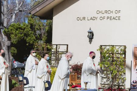 40th Anniversary Jubilee on Jan 30, 2021 at Our Lady of Peace