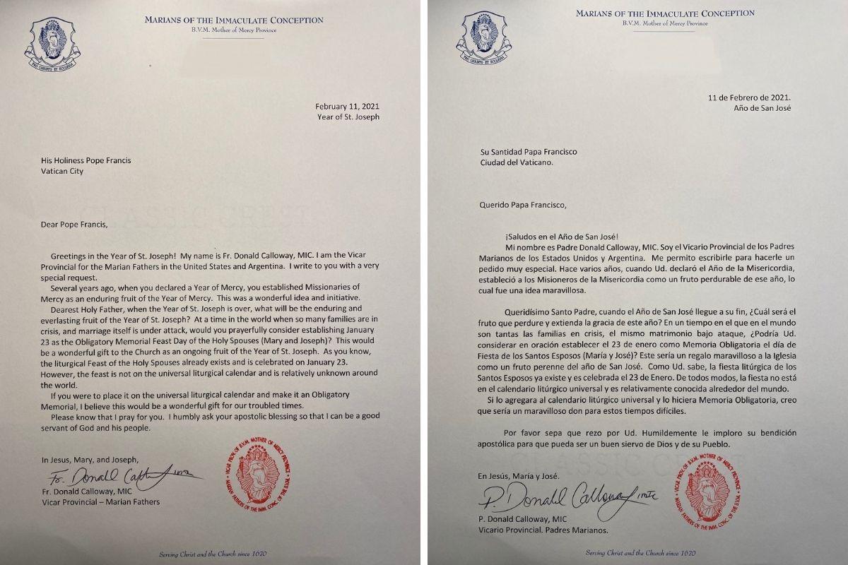 Calloway 2021 Letter