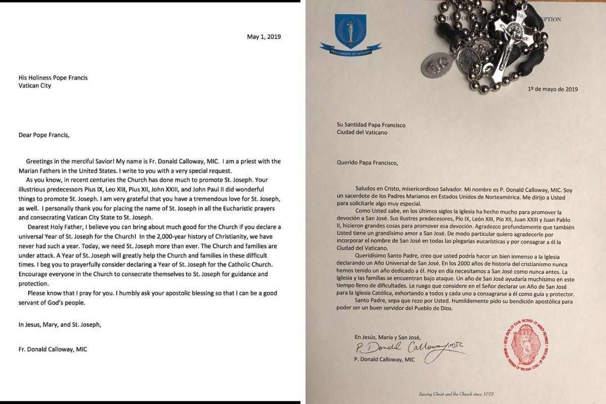 Calloway 2019 Letter