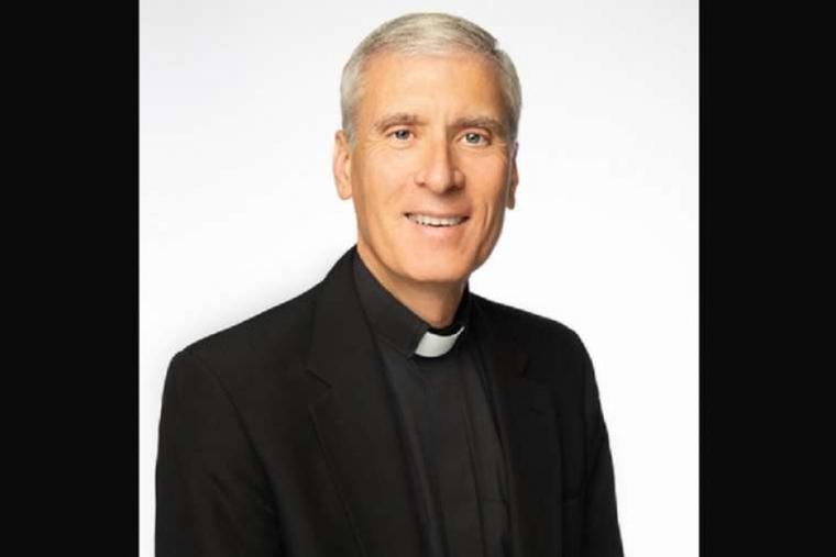 Bishop-elect Gary Janak.