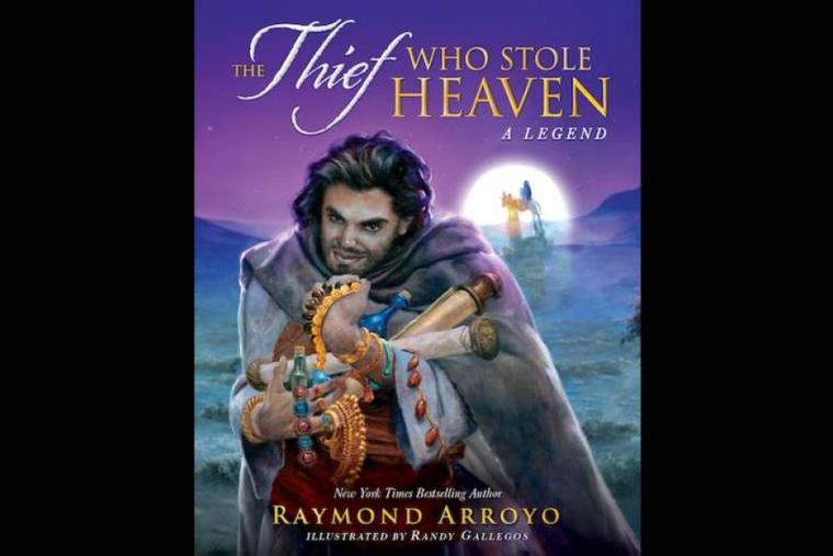 St. Dismas is the subject of a new book for children by Raymond Arroyo.