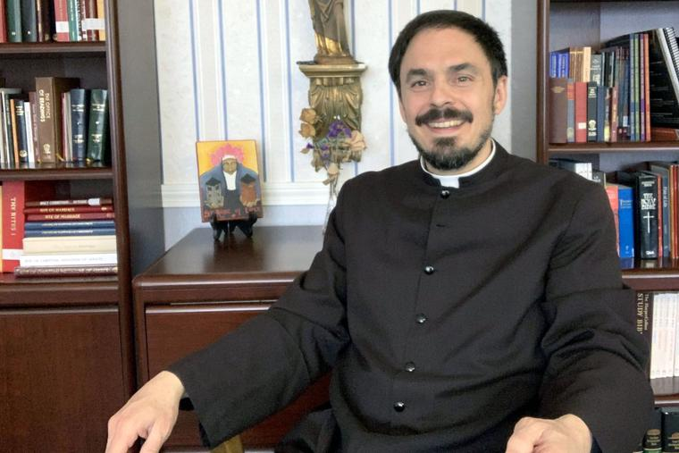 Father Paul Dumais