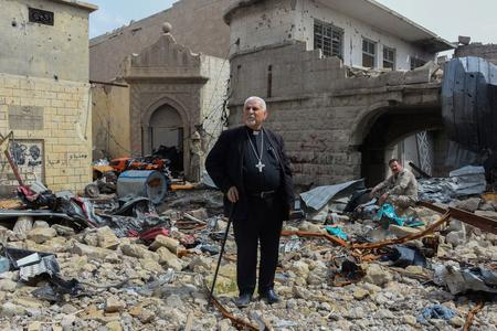 Pope Francis in Iraq: An Errand of Mercy