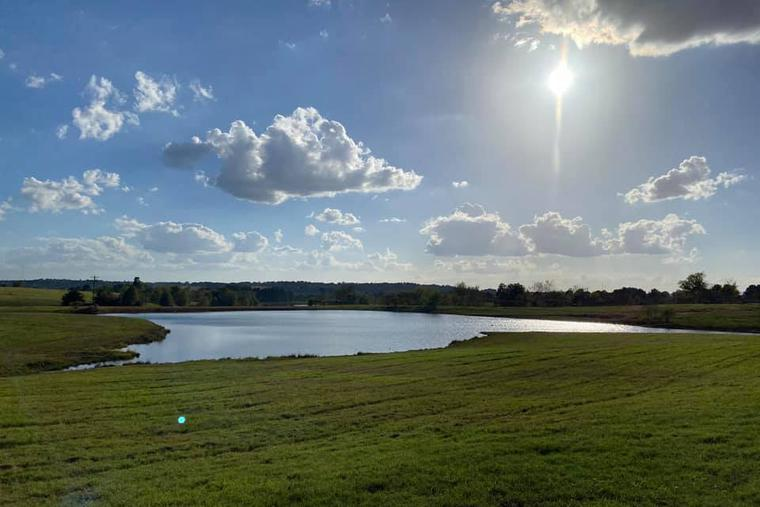 On nearly 600 acres of land, the Catholic center of Veritatis Splendor will be built near Tyler, Texas.