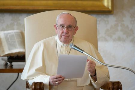 Pope Francis: World Could Face a New 'Great Flood'