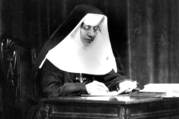 St. Katharine Drexel, ca. 1910-1920