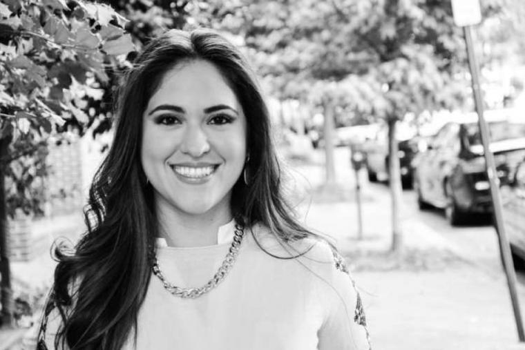 "Montserrat ""Montse"" Alvarado, the host of EWTN News In Depth"