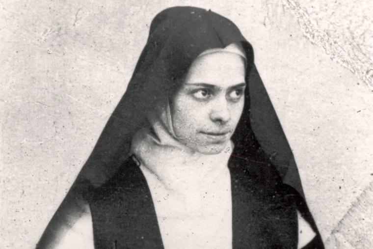 St. Elizabeth of the Trinity